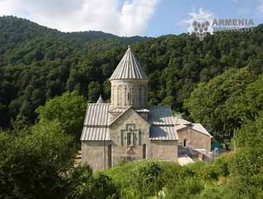 Дилижан-Агарцин-Гошаванк