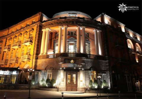 Armeniahospitality.com - Royal Tulip Hotel