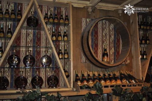 アルメニアでワインとブランデーツアー