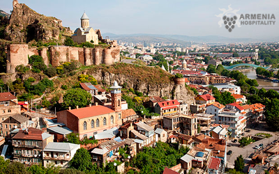 Выходные в Армении и Грузии