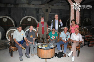 Wine & Brandy Tour In Armenia