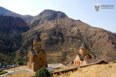 Trekking en Arménie